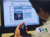 QSL Voice of America Голос Америки Февраль 2015 года