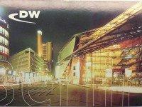 QSL Deutsche Welle Немецкая Волна Сентябрь 2015 года