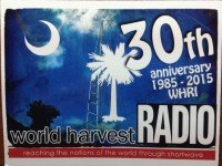 QSL WHRI США World Harvest Radio 24 октября 2015 года