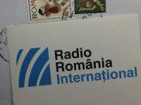 QSL Radio Romania International Интер Радио Румыния Август 2013 года