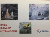 QSL Radio Slovakia International Словакия 1998 год