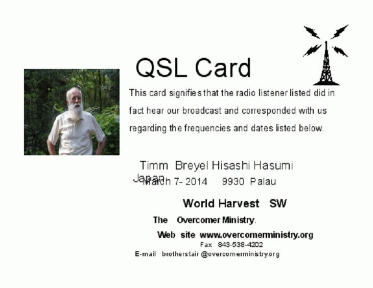 World_Harvest_QSL_Card