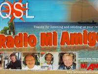 e-QSL Radio Mi Amigo International Германия 01 января 2016 года