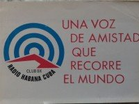 QSL Radio Habana Cuba Куба Июль 2015 года