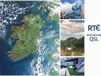 e-QSL RTE Radio 1 Ирландия ЮАР Декабрь 2015 года