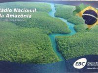 QSL ZYE365 Radio Nacional da Amazonia Бразилия Апрель 2016 года