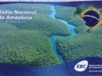 QSL ZYE365 Radio Nacional da Amazonia Бразилия Май 2016 года