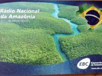 QSL ZYE365 Radio Nacional da Amazonia Бразилия 25 мая 2016 года