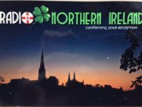 QSL Radio Northern Ireland Германия Июль 2016 года