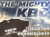 QSL The Mighty KBC Нидерланды Германия 15 мая 2016 года