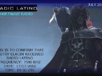 e-QSL Radio Latino Италия Июль 2016 года