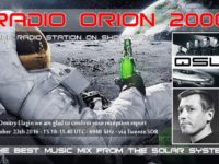 e-QSL Radio Orion 2000 Октябрь 2016 года