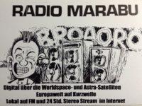 QSL Radio Marabu Германия Май 2016 года