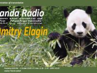 e-QSL Panda Radio Нидерланды Октябрь 2016 года