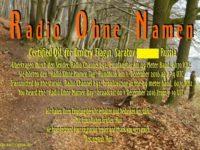 e-QSL Radio Ohne Namen Германия Декабрь 2016 года