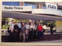 QSL Radio Tirana Албания 2015 — 2016 года