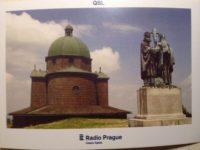 QSL Radio Prague Чехия Радио Прага Август — Октябрь 2016 года