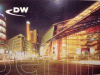 QSL Deutsche Welle Немецкая Волна Ноябрь 2016 года