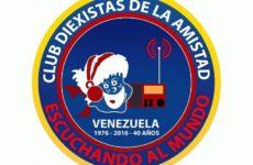 Сертификат Club Diexistas de la Amistad Венесуэла Колумбия 2016