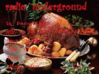 e-QSL Radio Underground Великобритания Декабрь 2016 года