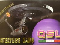 QSL Enterprise Radio Италия Декабрь 2016 года