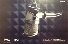 QSL Radio Slovakia International Словакия Ноябрь 2016 года