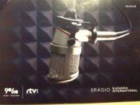 QSL Radio Slovakia International Словакия Октябрь 2016 года