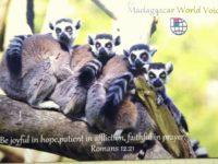 QSL Madagascar World Voice KNLS Мадагаскар Ноябрь 2016 — Январь 2017 года