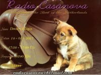 e-QSL Radio Casanova Нидерланды Май 2017 года