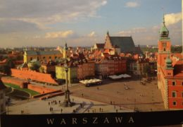 QSL Polskie Radio Польша WRN Апрель Сентябрь 2017 года