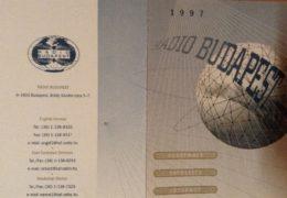 Письма: Радио Будапешт Венгерское радио