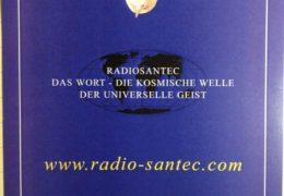 QSL Radio Santec Германия Болгария Июль 2017 года