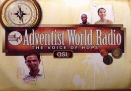 QSL Adventist World Radio Сентябрь 2015 — Июль 2016 года