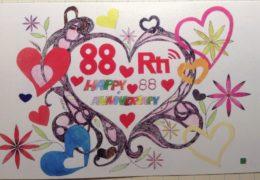 QSL Radio Taiwan International Тайвань Сентябрь Октябрь 2017 года