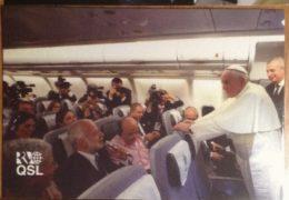 QSL Ватикан Radio Vaticana Октябрь Ноябрь 2017 года