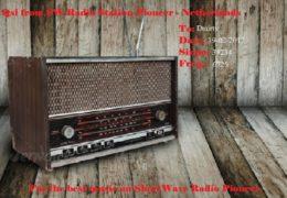 e-QSL Radio Pioneer Нидерланды Февраль 2017 года