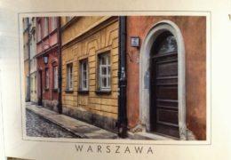 QSL Polskie Radio Польша Ноябрь 2017 года