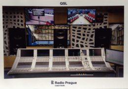 QSL Radio Prague Чехия Радио Прага Май Июнь 2018 года