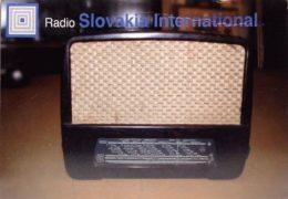 QSL Radio Slovakia International Словакия Июль Август 2018 года