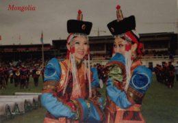 QSL Voice of Mongolia Монголия 2015 год