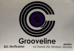 QSL Radio Grooveline Германия Ноябрь 2016 года