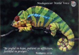 QSL Madagascar World Voice KNLS Мадагаскар Март — Август 2018 года
