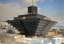 QSL Radio Slovakia International Словакия Сентябрь Октябрь 2018 года