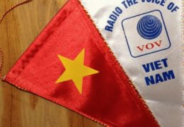 QSL Voice of Vietnam Вьетнам Сентябрь 2018 года