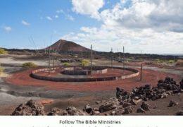 e-QSL Follow the Bible Ministries Остров Вознесения Октябрь 2018 года