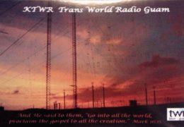 QSL Trans World Radio Армения Сентябрь 2018 года