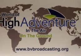 QSL Bible Voice Broadcasting Канада Октябрь 2018 года