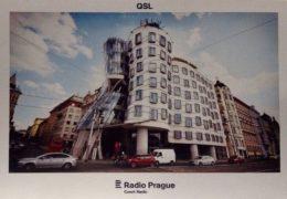 QSL Radio Prague Чехия Январь 2019 года