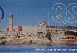 QSL Radio Habana Cuba Куба Июнь 2018 года
