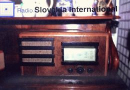 QSL Radio Slovakia International Словакия Март 2019 года